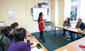 Corporate English Class